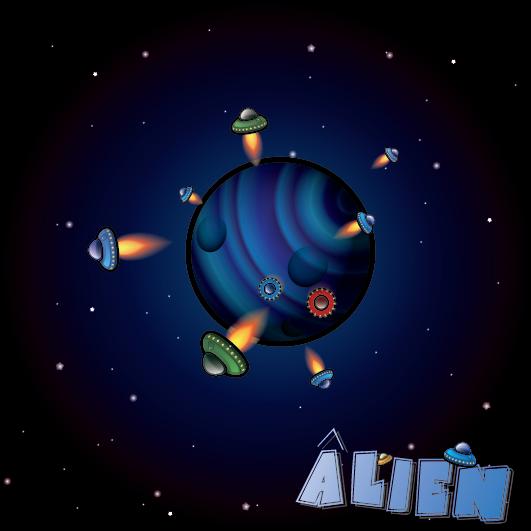 Alien (Illustrator)