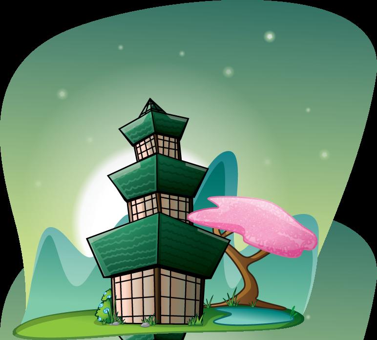 Earthquake in Japan (Illustrator)