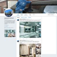 Твиттер: привлечение клиентов и создание имиджа для Московской фабрики зеркал