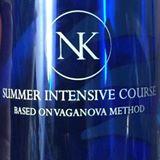 Фейсбук: всемирно известный проект NK Summer Intensive Course in London. Контент на английском языке