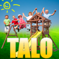 Детские игровые площадки TALO