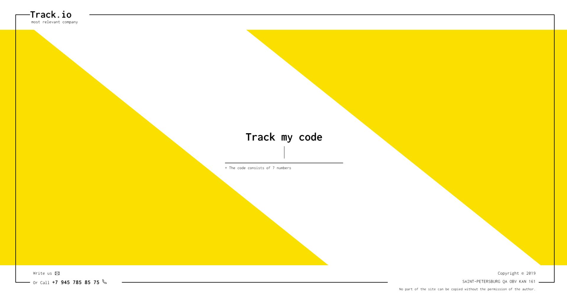 track.io