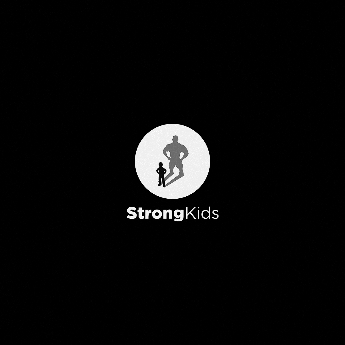 Логотип для Детского Интернет Магазина StrongKids фото f_0335c6ea19a1c23f.png