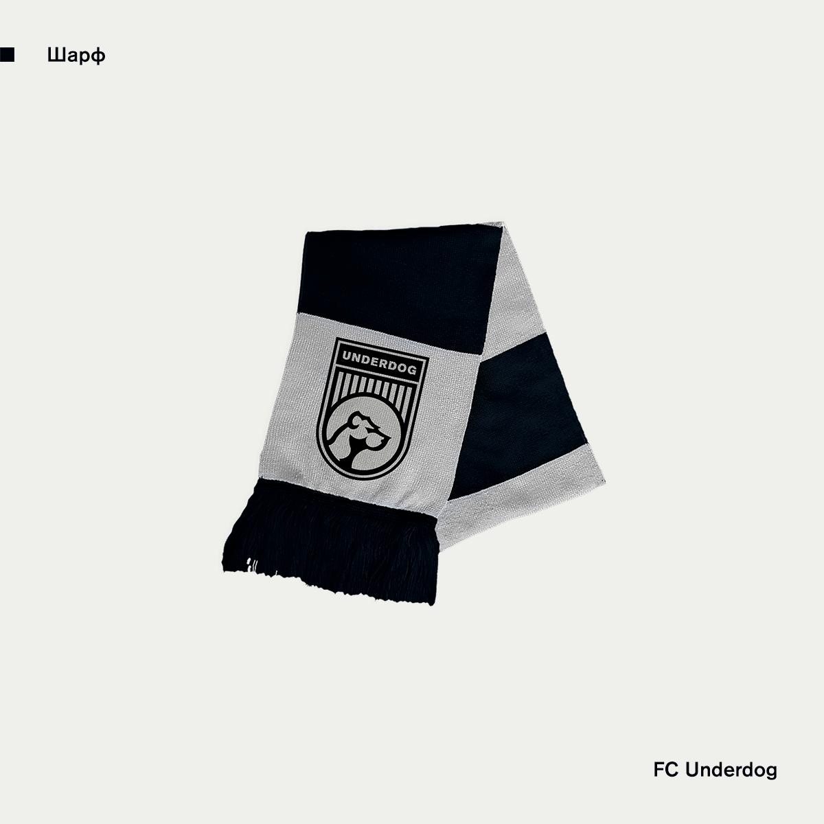 Футбольный клуб UNDERDOG - разработать фирстиль и бренд-бук фото f_4235cb31ea6c5b2c.png