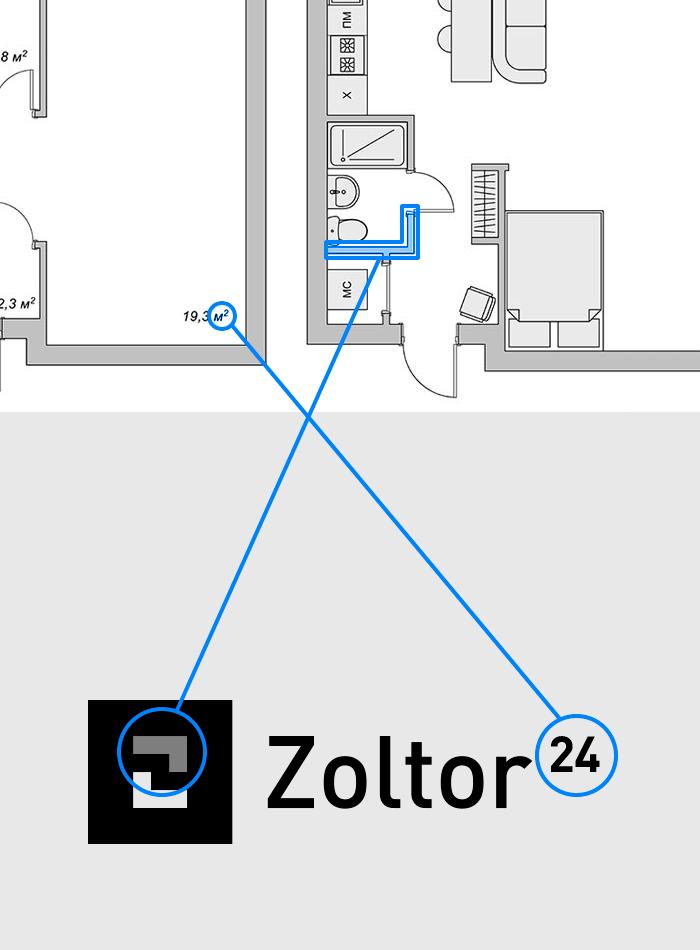 Логотип и фирменный стиль ZolTor24 фото f_5485c90ccb159ca4.png