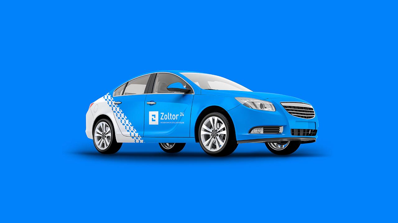 Логотип и фирменный стиль ZolTor24 фото f_8075c9254eeab863.png