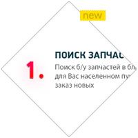 ПоискЗапчастей.РФ — Landigng Page