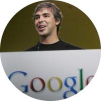 Перевод новостной статьи о Ларри Пейдже (Google CEO)