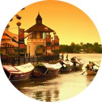 Перевод текста 9 Day 8 Night Borneo Tour (туризм) En > Ru