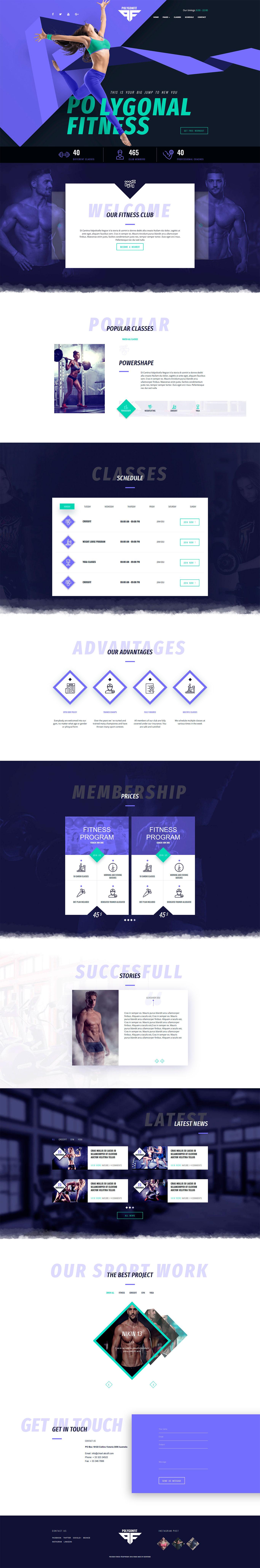 Создание шаблонов сайта на Envato