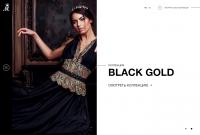 Дизайн / Верстка сайта женской одежды