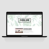 Landing page | Дизайн | WP