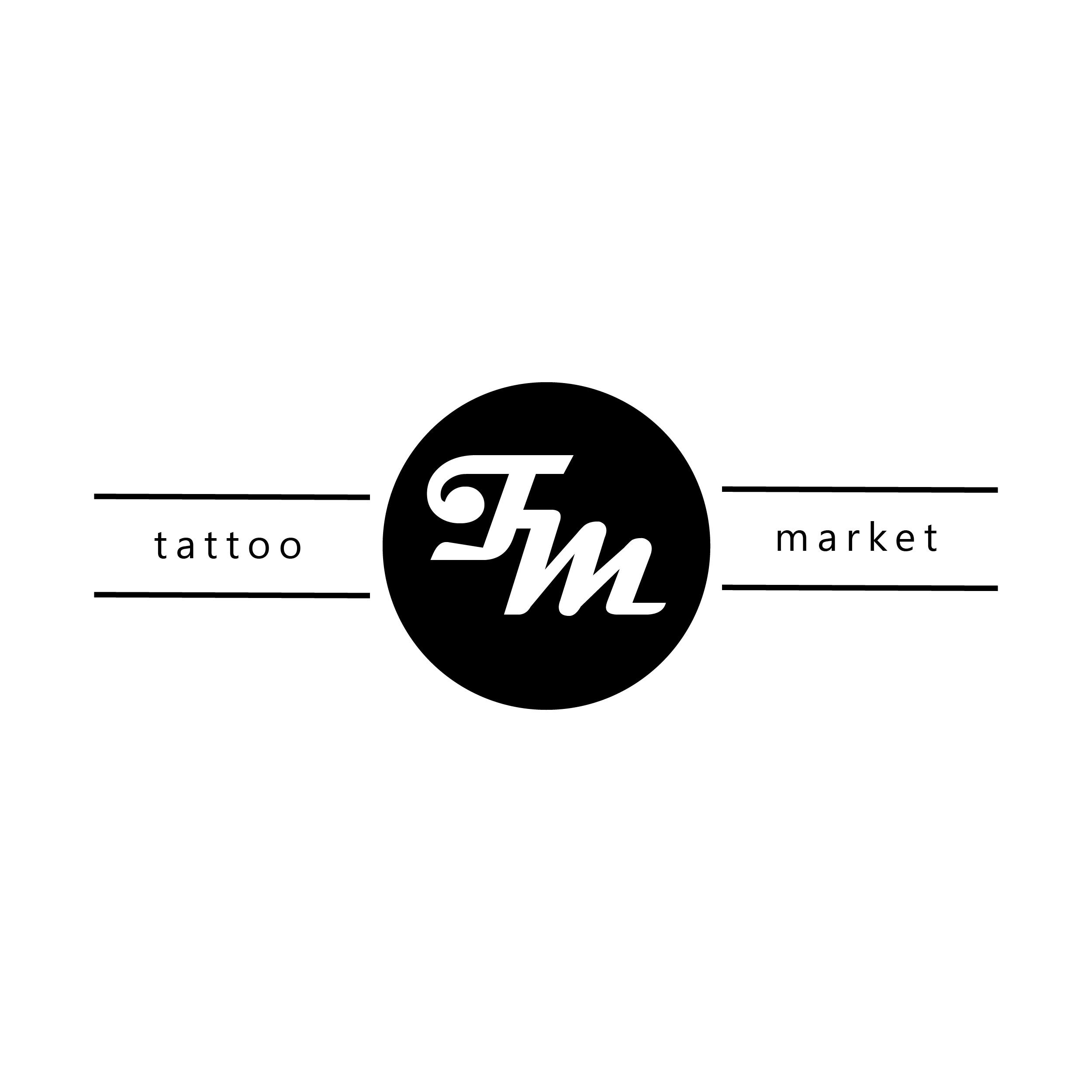 Редизайн логотипа магазина тату оборудования TattooMarket.ru фото f_1815c3b1e4db4f57.jpg