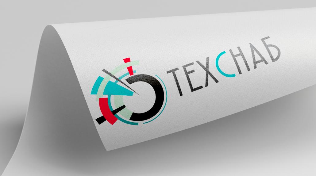 Разработка логотипа и фирм. стиля компании  ТЕХСНАБ фото f_3235b1af0976dbef.png