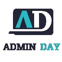 Логотип ADMIN DAY