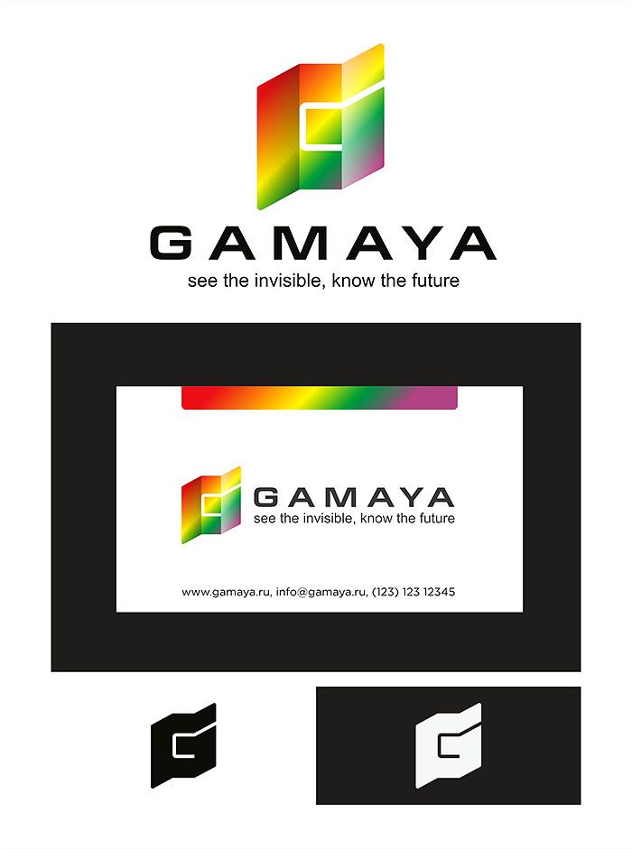 Разработка логотипа для компании Gamaya фото f_1785486c30f1c111.jpg