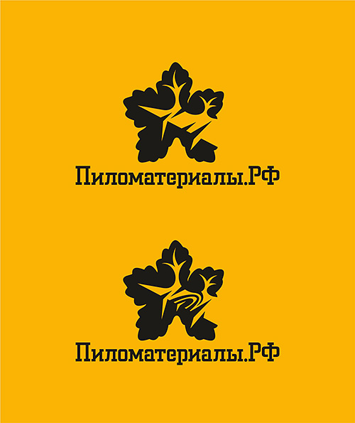 "Создание логотипа и фирменного стиля ""Пиломатериалы.РФ"" фото f_854530b50be69b68.jpg"