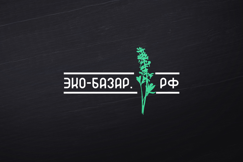 Логотип компании натуральных (фермерских) продуктов фото f_1985940785277c20.jpg