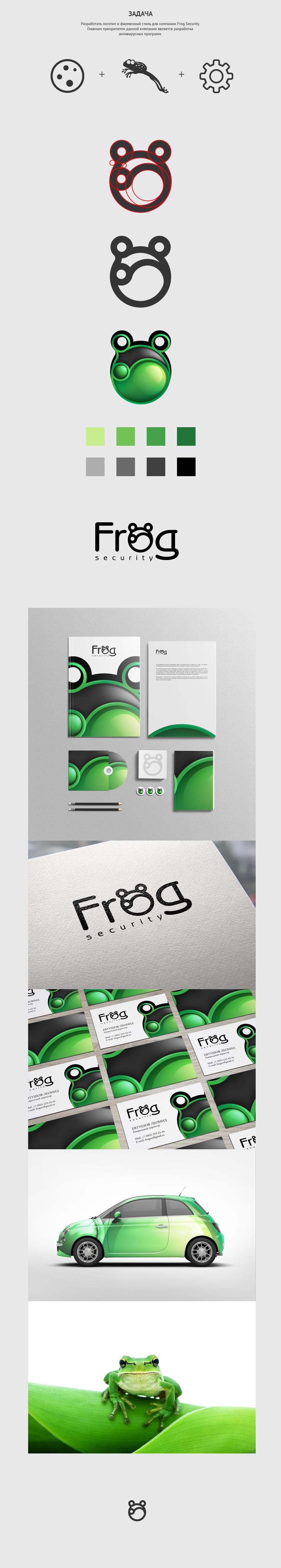 Frog Security - антивирусные программы