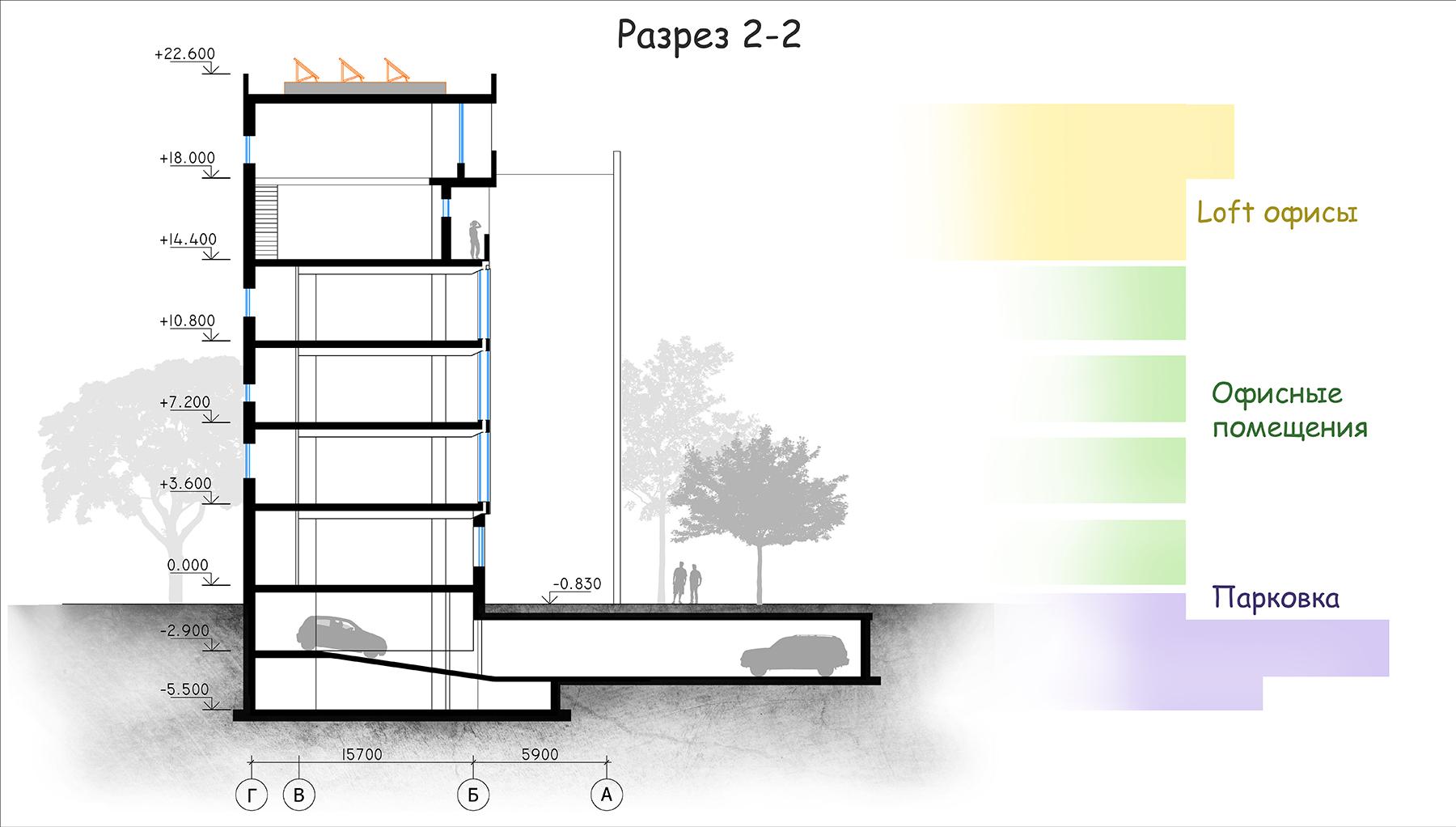Проект офисного здания_2