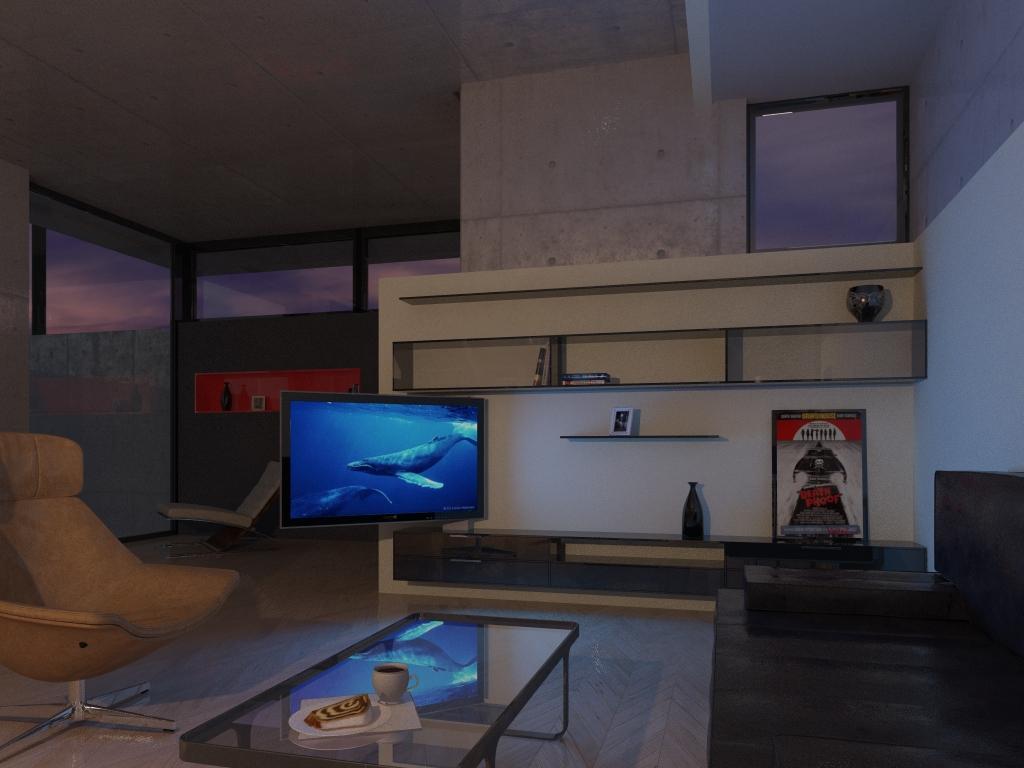 Интерьер частного дома_1