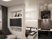 Полный дизайн проект интерьера  (цена за 1 кв. М2)