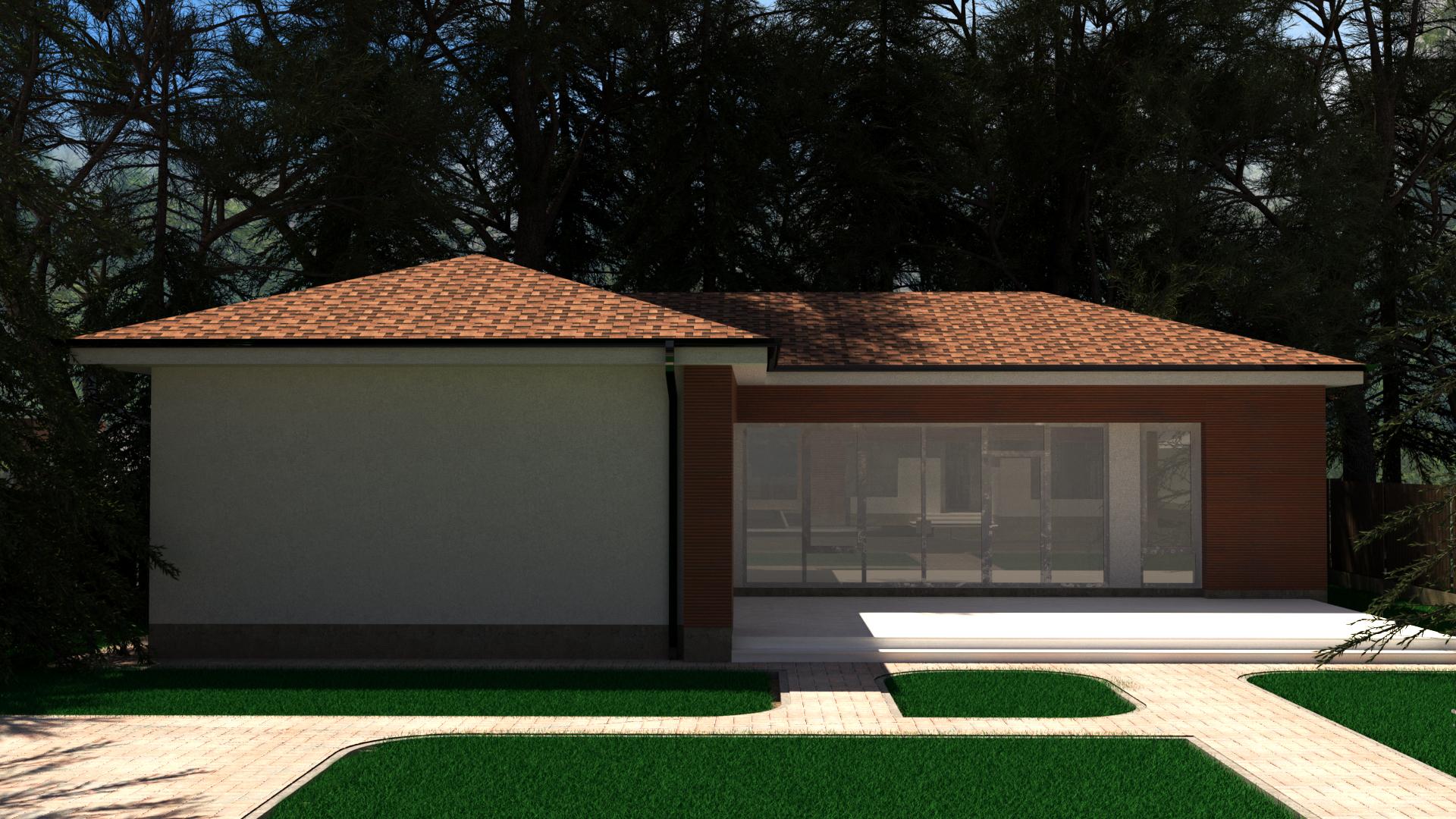 Адаптивный landing page ВитаПарк - продажа элитной недвижимости