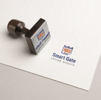 Логотип Smart Gate - продажа и установка ворот с автоматическим управлением