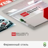 Фирменный стиль Mallorca Property - Продажа и аренда недвижимости на Майорке
