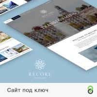 Сайт под ключ Recore - Центр психологической помощи