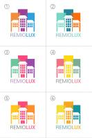 логотип Remio Lux