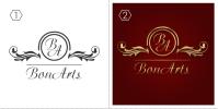 логотип Bon Arts