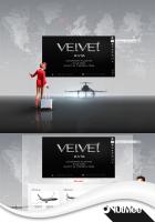 сайт Авиа Компании Velvet