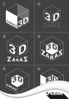логотип 3D ТЕХНОЛОГИИ