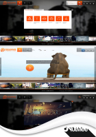 сайт продакшн студия Feelmark