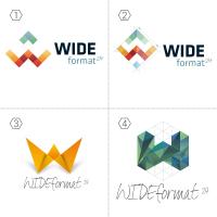 логотип Wideformat24