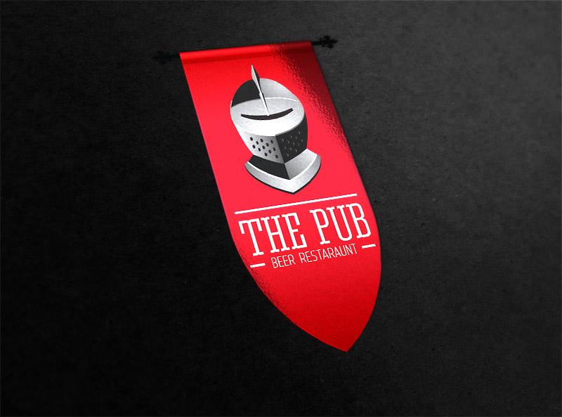 "Разработка логотипа торговой марки ""THEPUB"" фото f_37151fee349a468f.jpg"