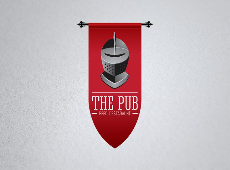 """Разработка логотипа торговой марки """"THEPUB"""" фото f_41951fee339dec1c.jpg"""