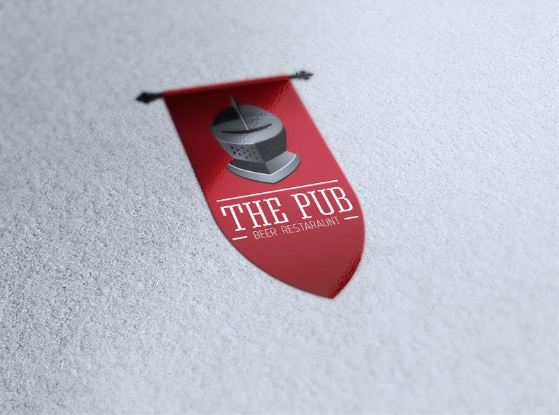"Разработка логотипа торговой марки ""THEPUB"" фото f_94751fee344de24b.jpg"