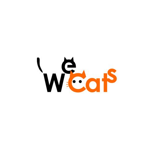 Создание логотипа WeCats фото f_8245f1a78abe4df7.png