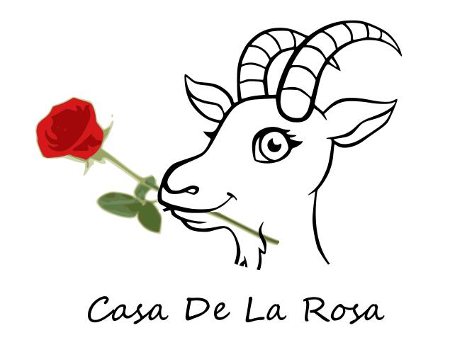 Логотип + Фирменный знак для элитного поселка Casa De La Rosa фото f_8535cd297f49925c.png