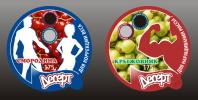 Этикетка спорт. питания