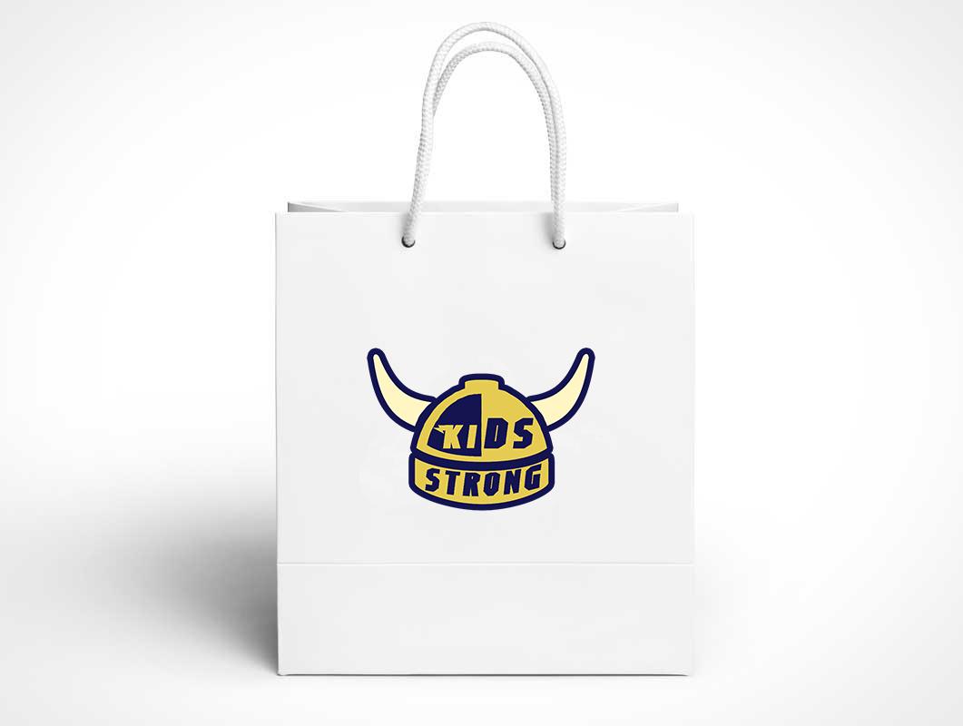 Логотип для Детского Интернет Магазина StrongKids фото f_3355c67ecdbd78c5.jpg