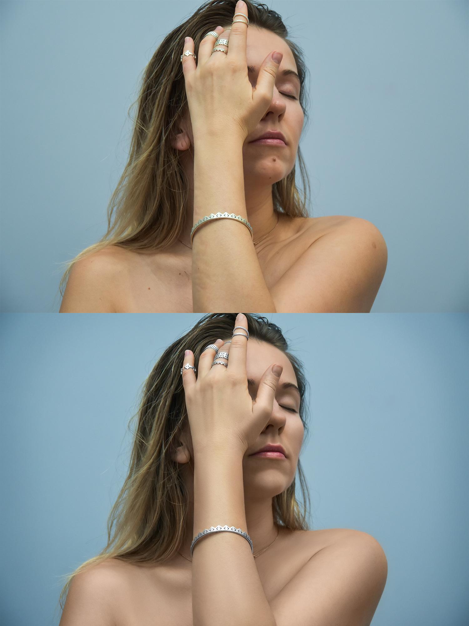 Ретушь женских портретов