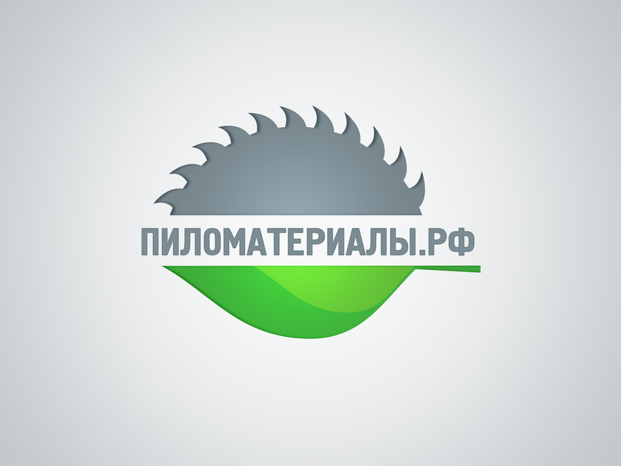 """Создание логотипа и фирменного стиля """"Пиломатериалы.РФ"""" фото f_35952f3760c77695.png"""