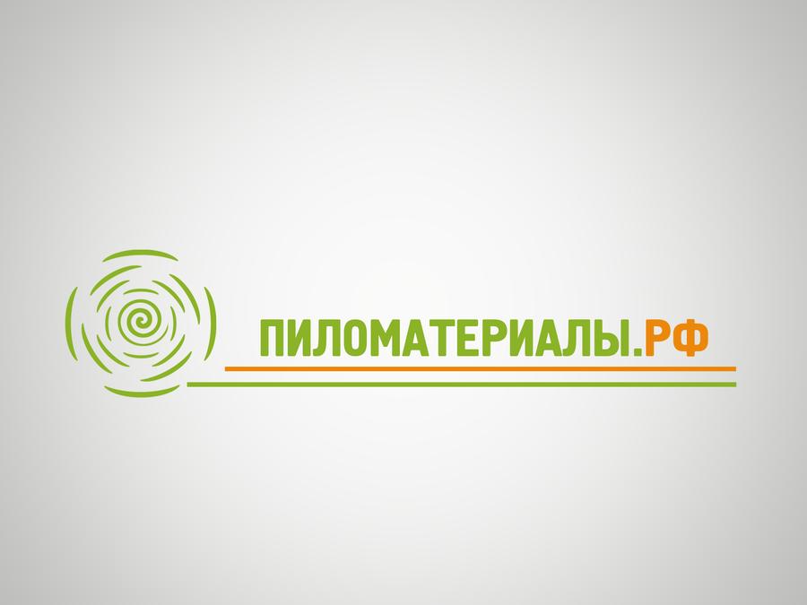 """Создание логотипа и фирменного стиля """"Пиломатериалы.РФ"""" фото f_64753020654a39fe.png"""