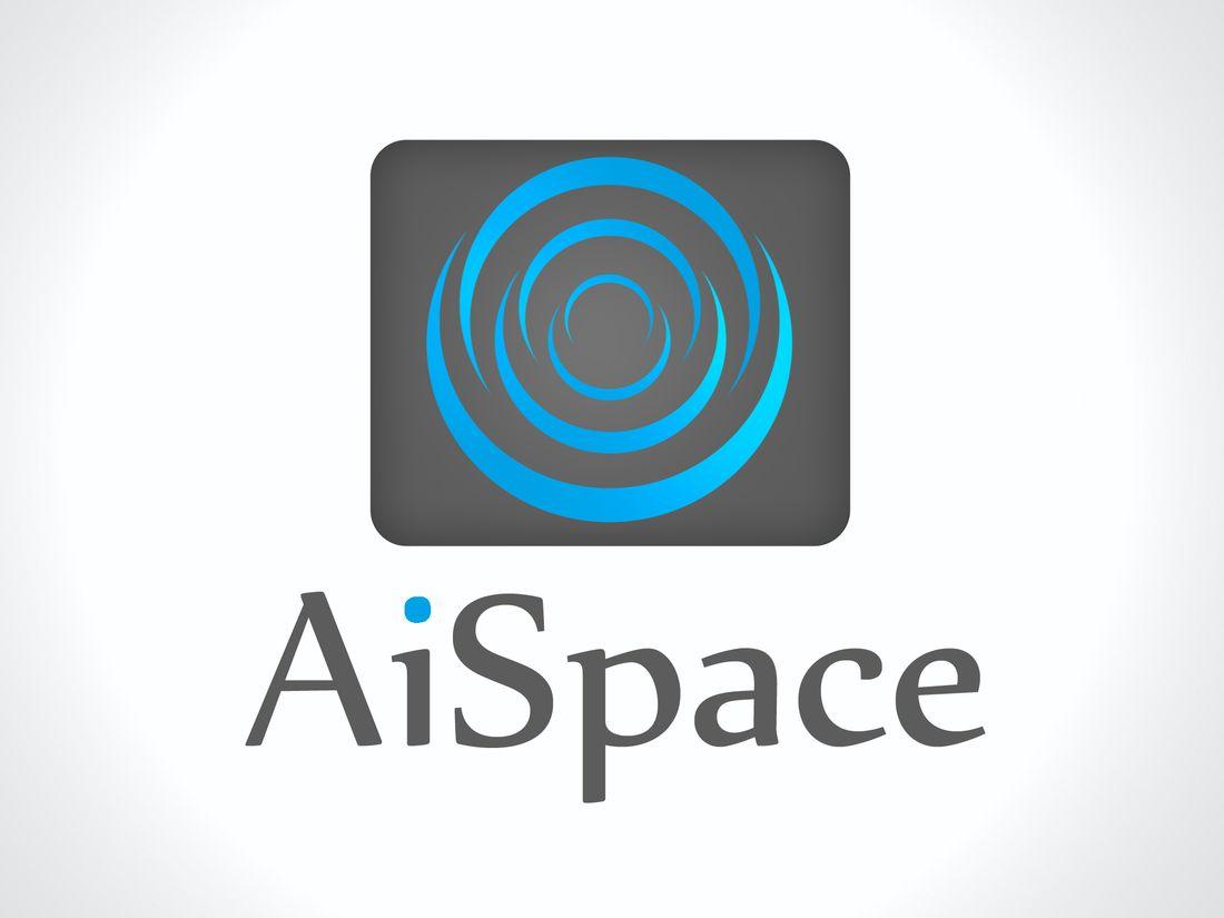 Разработать логотип и фирменный стиль для компании AiSpace фото f_73951adc7cdae8e1.jpg