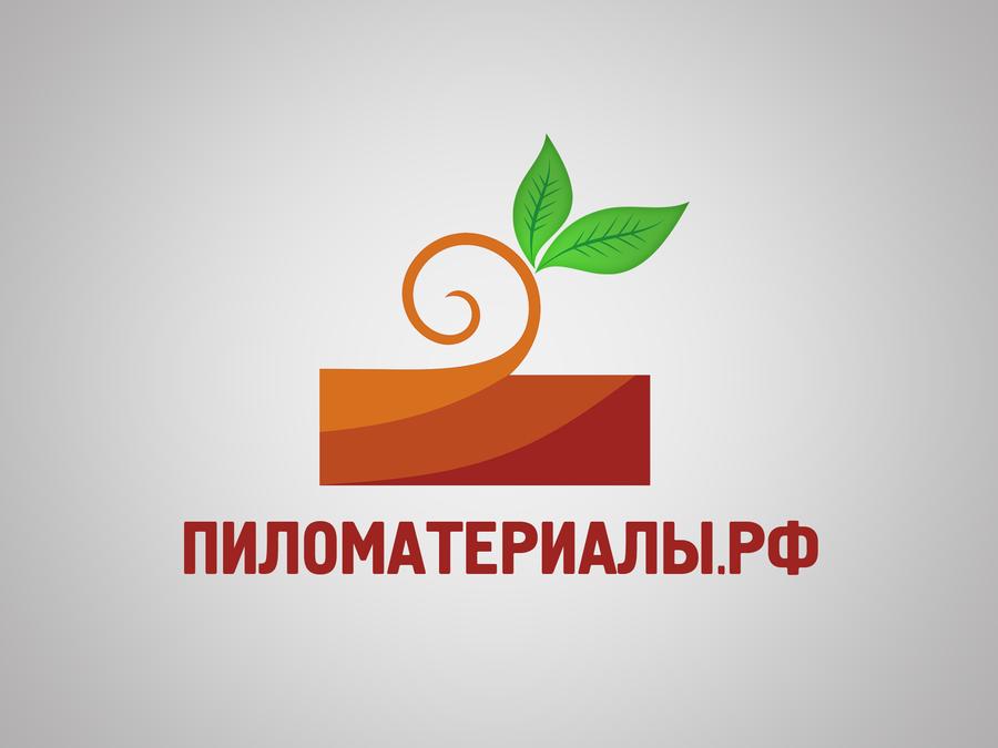 "Создание логотипа и фирменного стиля ""Пиломатериалы.РФ"" фото f_87152fa064abfad4.png"