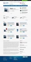Дизайн интернет-магазина электроники (Андрей Лукьянов).
