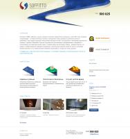 Сайт компании занимающейся натяжными потолками. HTML, JS, CSS, jquery,